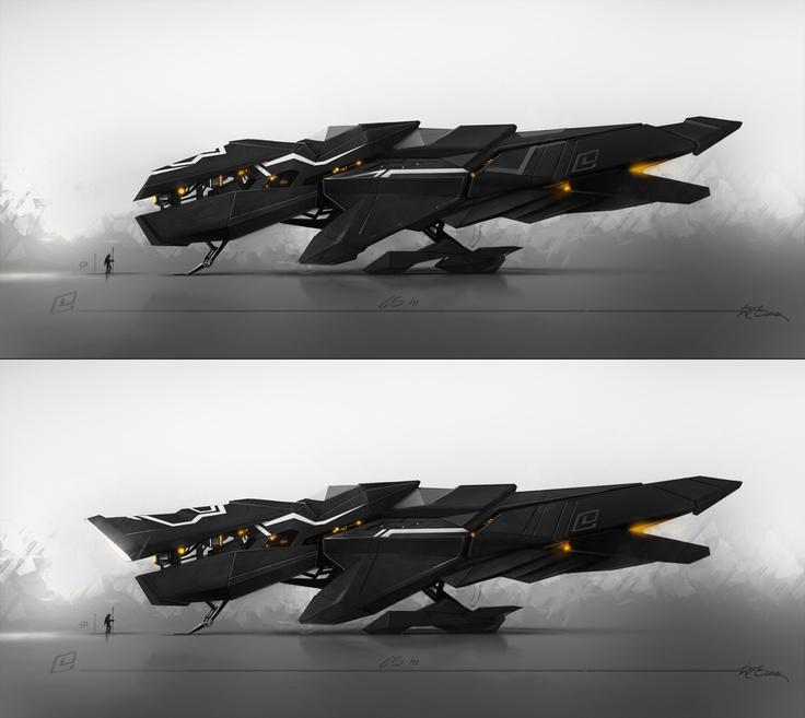 spaceship design by jasons21 - photo #13