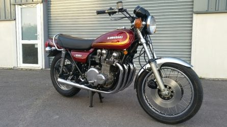 Kawasaki Z1000 A2 1978 Original Collectable low miles | Classified Adverts | Classic Bikes for Sale