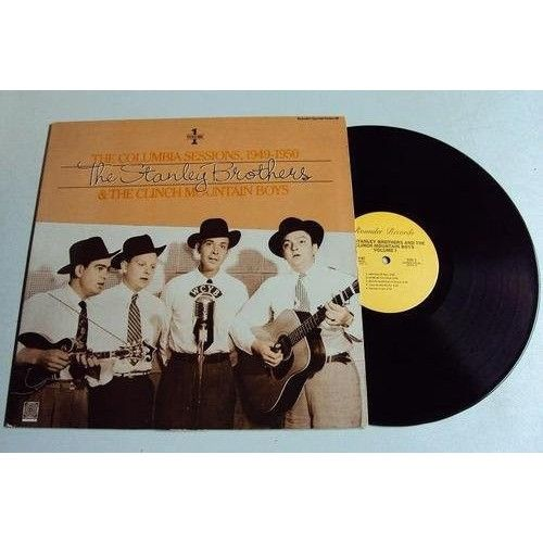 THE STANLEY BROTHERS--Columbia Sessions Vol.1 - 1949-1950