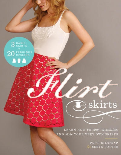 Flirt Skirts. Here is the long-awaited sewing book from FLIRT; the fabulous Brooklyn boutique known for its fresh outlook and flattering designs. FLIRT founders Patti Gilstrap and Seryn Potter believe that all you need is three basic skirt patterns: A-Line; Pencil; and Flare. Then add unique details to each skirt to create your own one-of-a-kind design. $18.69