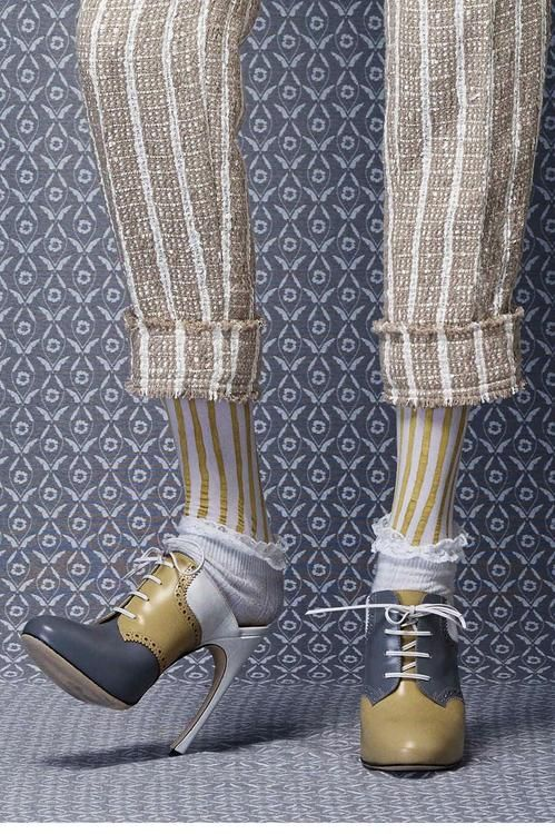 shoes from @ThomBrowneNY's pre-summer 2014 collection…