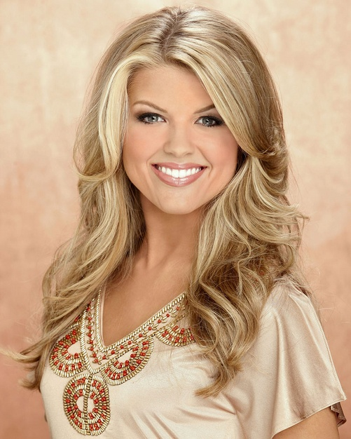 "Love her hair - Miss Tennessee, Erin Hatley ""2012 Miss America Pageant."" This is how I am cutting my hair TODAY!"