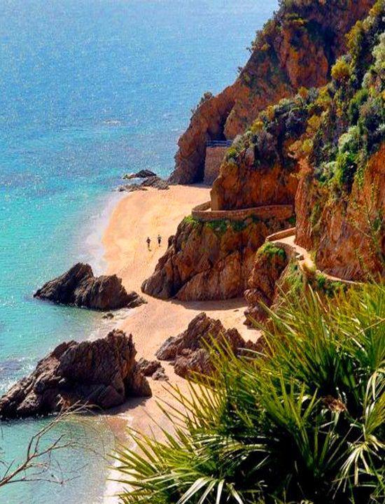 beauty of landscape at skikda algéria