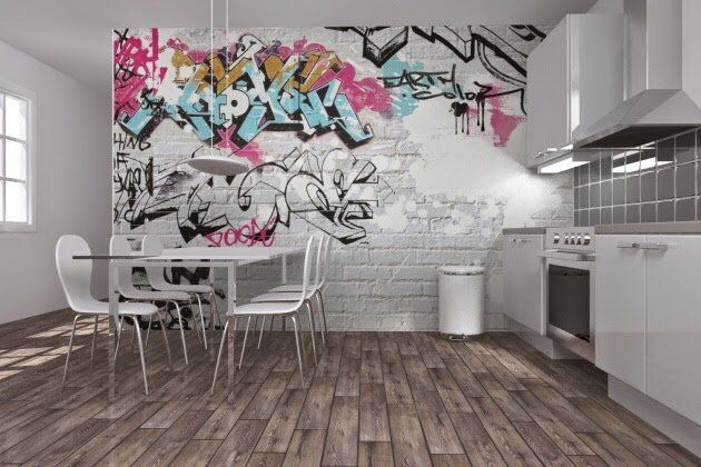 THIS post is for those who love graffiti art designs & who are a bit confused to bring these street wall designs at home . AFTER seeing the below images i am sure you will become more confident in painting these unique designs to your walls .NOT everyone will prefer to paint these designs butRead more