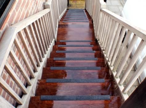 Anti Slip Stair Nosing | Non Slip Stair Nosings | Safety Nosing | Stomp  Stomp In 2018 | Pinterest | Stair Nosing, Flooring And Safety