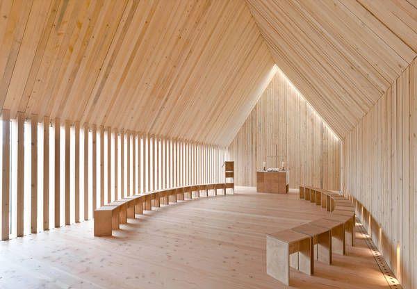 Waldkapelle in Neckarzimmern, ap88 Architektenpartnerschaft
