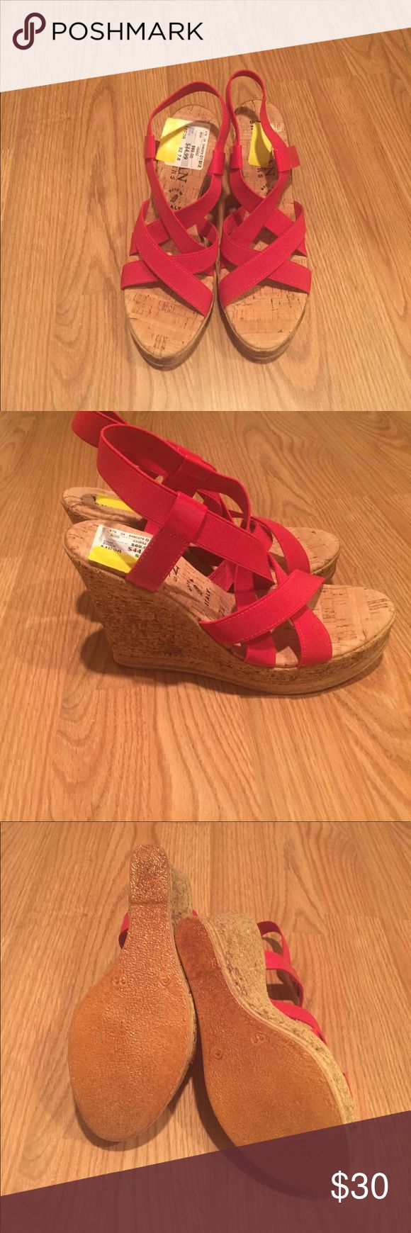 Red wedge shoes Italian Shoe Makers red wedge shoes 👠 Shoes Wedges
