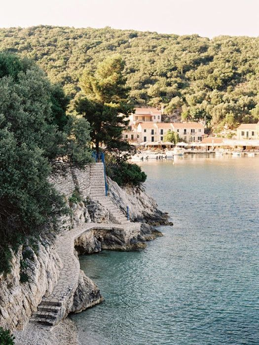 Ithaca, Greece - Hopefully you can get there in less than time than it took Odysseus!