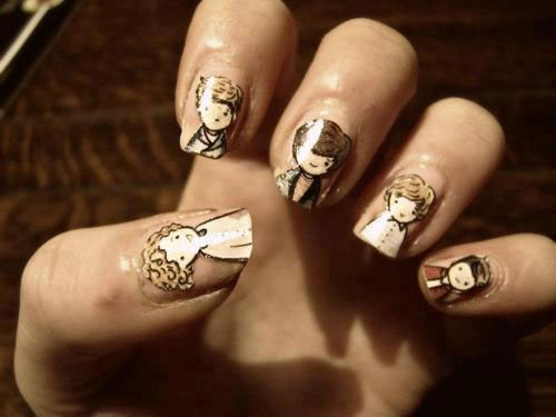 One Direction nails!