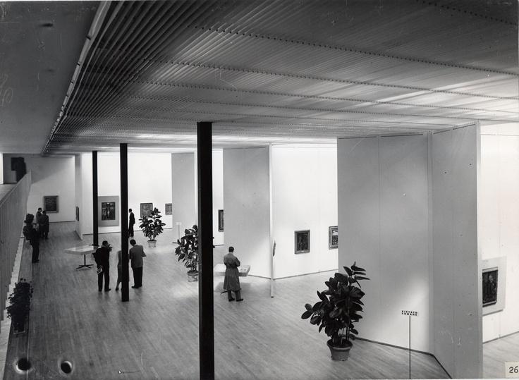 PAC | padiglione D'arte Moderna, Ignazio Gardella, Milano