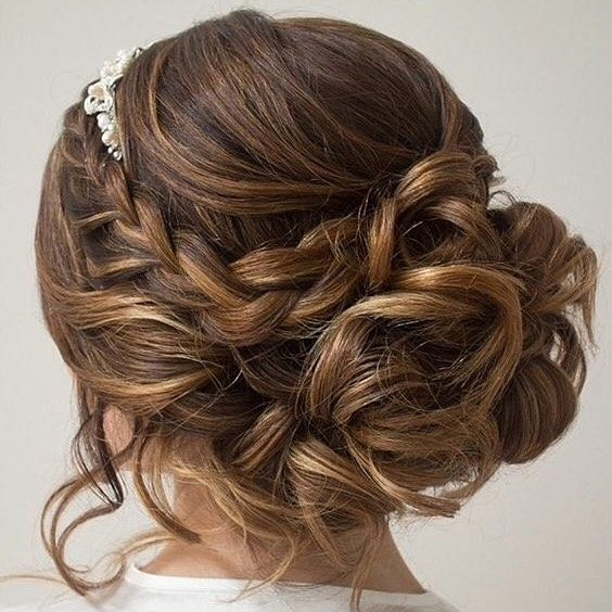 """Top 100 wedding hairstyles for short hair photos Tangled up in wedding hair ideas? Comb through our """"11 Awe Inspiring Wedding Hairstyles for the Modern Bride"""" to smooth our your search! Visit our blog! . . . . . #wedding #weddings #weddinginspiration #wedding2017 #instawed #weddinghair #weddinghairstyles #updo #weddingupdo #weddingplanning #weddingideas #brunette #fashion #bride #bridal"""