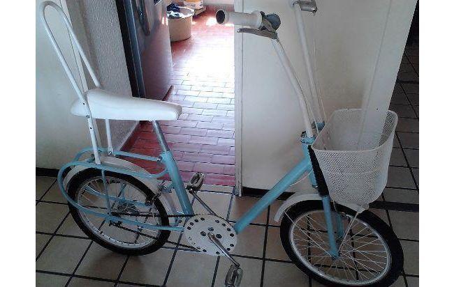 vendo bicicleta monareta monark del año 78