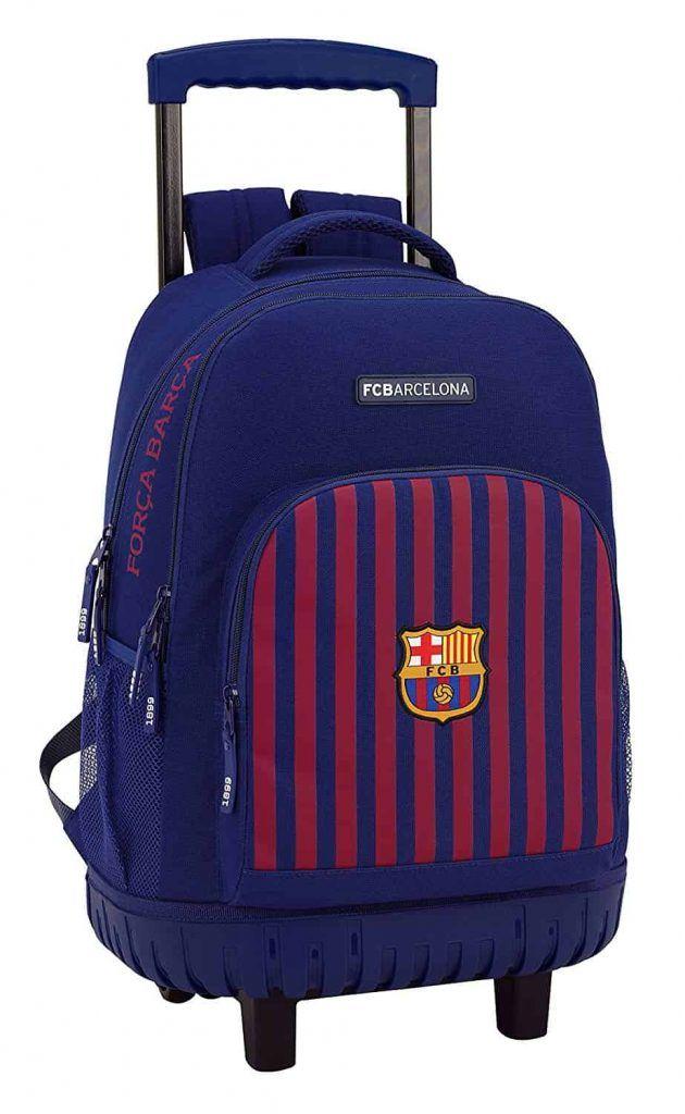 f79b7d5f1 Mochila Barç, mochilas escolares, mochilas para niños, mochilas colegio,  mochilas con ruedas