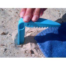The Beach Towel Clip made in #Suffolk and supplied by JDM Designs limited in #Cheshire - £12.99