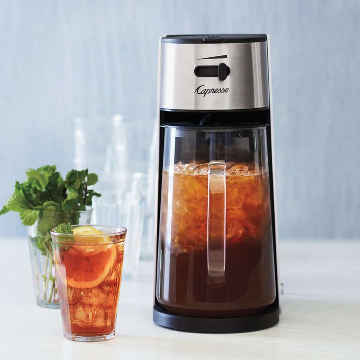 Capresso Iced Tea Maker | Sur La Table