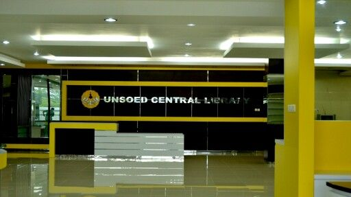 Unsoed Central Library