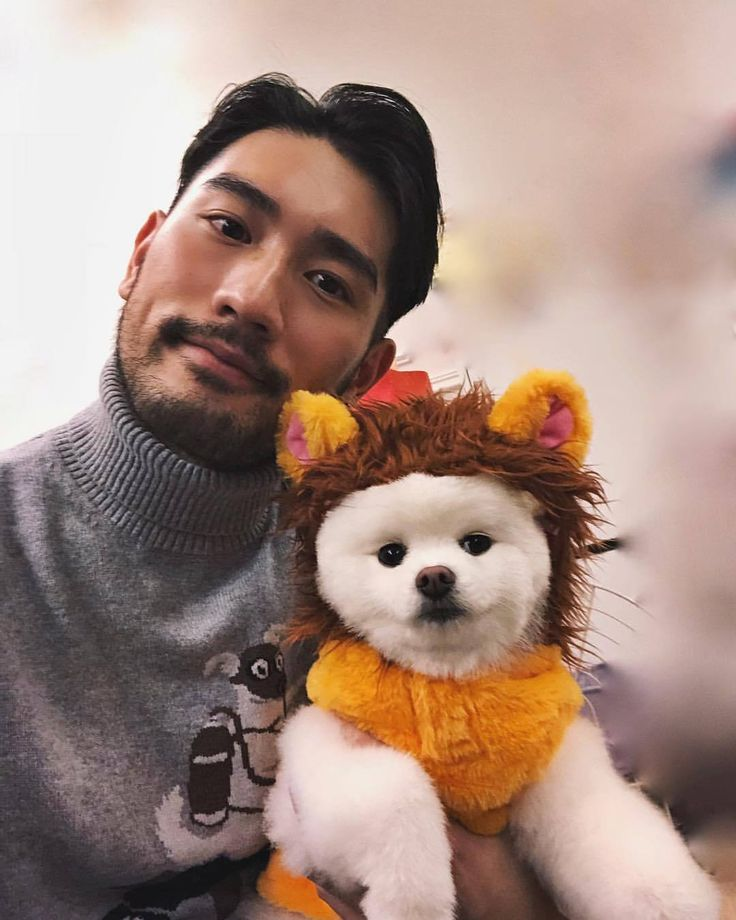 yeah...that's Godfrey Gao — godfreygao: Wishing y'all Happy Valentines Day/...