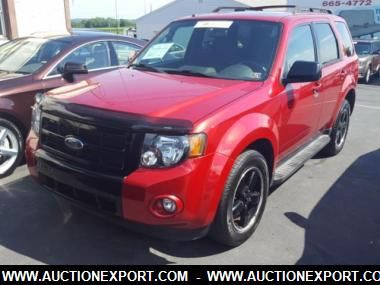 2009 FORD ESCAPE XLT 4 Doors for $4555