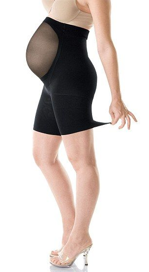 How disturbing that Spanx for pregnant women are now a maternity must-have | Mail Online