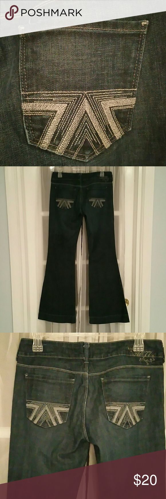 """American Eagle Live Your Life Flare Jeans New without tags - 32"""" inseam American Eagle Outfitters Jeans Flare & Wide Leg"""