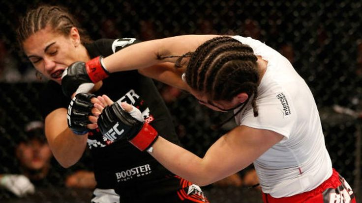 BBC World Service interview: Rosi Sexton on her first class Maths degree from Cambridge University to the cages of UFC