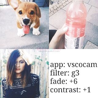 Part 2: 84 of the BEST Instagram VSCO Filter Hacks - Top Beauty and Lifestyle Blog on Makeup, Skincare, Tech, Fitness, Fashion, Food, Travel