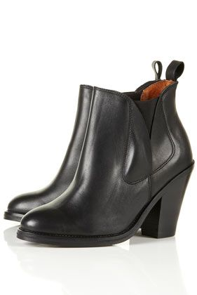 Anarchy Western Chelsea Boots by Topshop