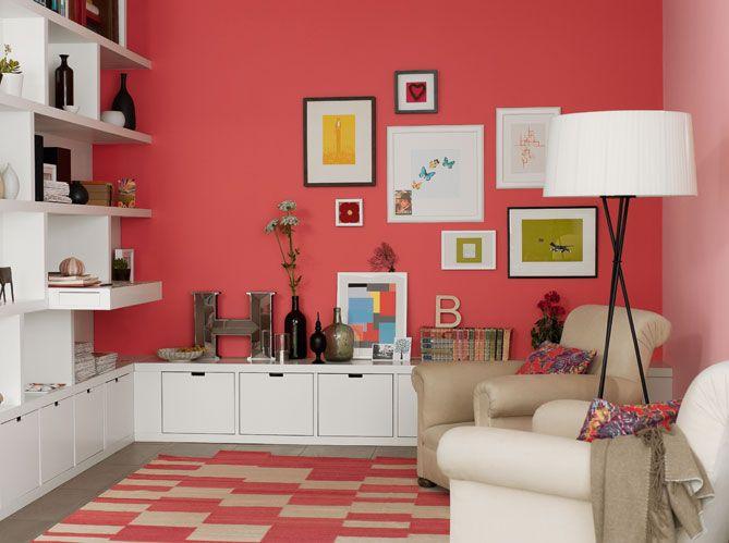 20 beaux salons hauts en couleur !