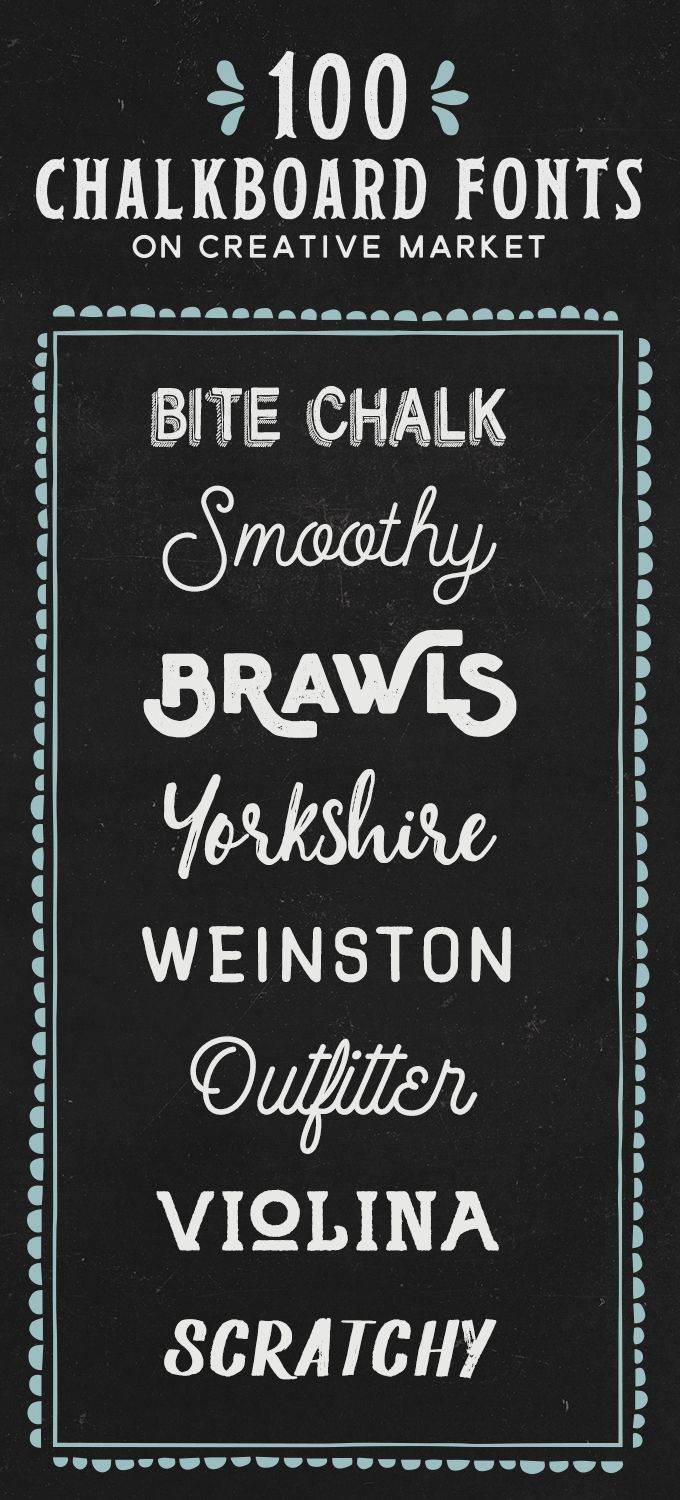 68 best images about chalkboards on pinterest chalkboard lettering family message center and for Chalkboard sign fonts
