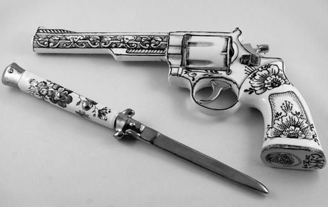 Weapons    Queensguard arsenal