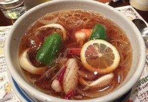 【東京・銀座】銀座のイタリアン「スケベニンゲン」で、スパゲッティ「スケベニンゲン」を食べてみた
