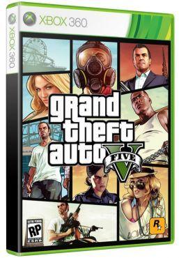 GTA V X360 używana w najlepszej cenie