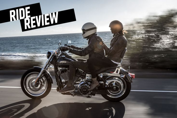 Ride Review: The Harley-Davidson Dyna Low Rider Helped Me Get The Harley Thing