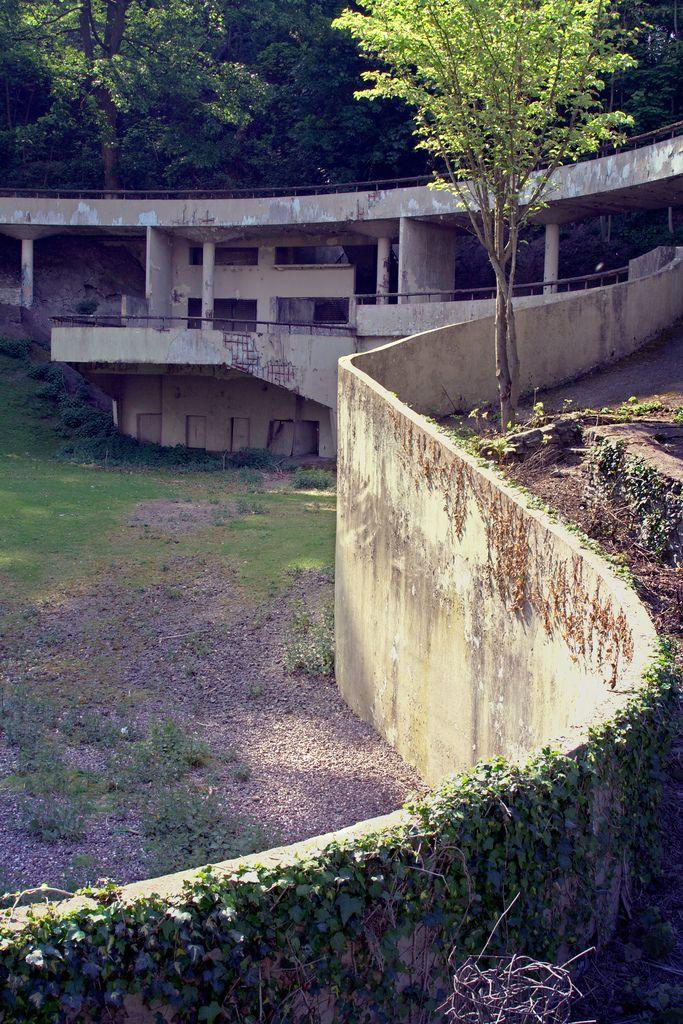 Dudley Zoo, Berthold Lubetkin, 1935-37