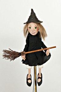 SAUK-marionette | Huisgenoot Liewe Heksie