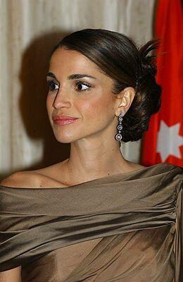 Princess of Jordan | ... the queen rania of jordan is married to the king abdullah of jordan