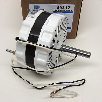 Attic Fan Motor Ventilator For Broan 97009317 99080267 White 5 Diameter Attic Fan Attic Home Improvement