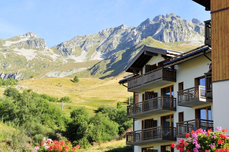 La montagne à proximité des 4 Vallées.