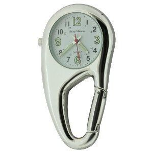 Philip Mercier Clip On Doctors Nurses Unisex Carabiner Pocket Fob Watch NW09A Philip Mercier. $20.95