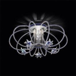 Plafoniera 6880 cu un aspect deosebit, cu elemente decorative din cristale Swarovski, care ofera stralucire si prospetime, facand din acest corp de iluminat unul aparte brand MM Lampadari. Pentru alte informatii vizitati: http://www.corpurideiluminat-tlb.ro/mm-lampadari/