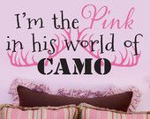 teen girl camo bedroom - Google Search