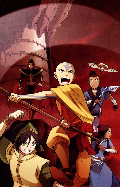 Чтение манги Аватар: Легенда об Аанге 1 - 2 Обещание 2 -1 - самые свежие переводы. Read manga online! - ReadManga.me