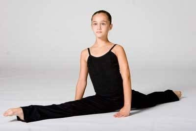 I will get my splits back!! Instructions on various stretches to attain the ultimate splits excellence