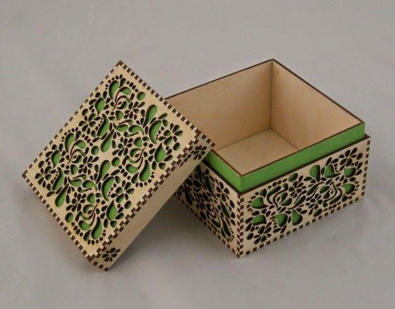 TLC: Floral Box