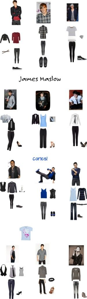 """Big Time Rush Style Inspiration"" by kdog2034 on Polyvore"