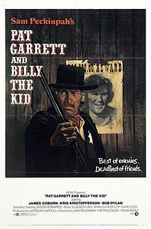 James Coburn and Kris Kristofferson as the outlaws, and Bob Dylan as a gang member (Robert Zimmerman also contributes to the soundtrack).