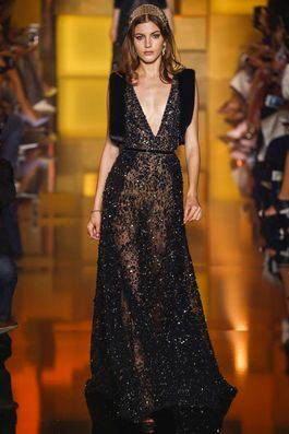 Elie Saab Fall 2015 Couture Fashion Show: Complete Collection - Style.com