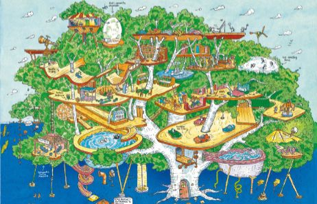 The 13-Storey Treehouse Playing at the OPera House, $39/tkt Until Jan 25th