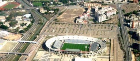 Lo stadio S. Elia di Cagliari di nuovo in serie A?
