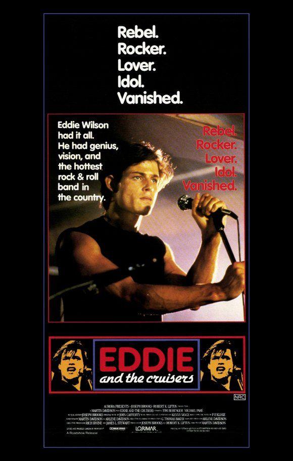 eddie and the cruisers memories pinterest